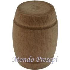Botte in legno cm 4 - Cod. MU02