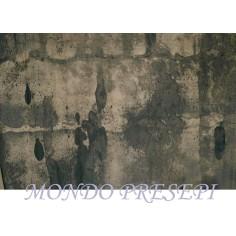 Mondo Presepi Carta roccia cm 100x70