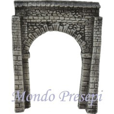 Mondo Presepi Archeggiato romano cm 13,5x18 h.u