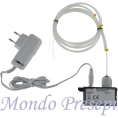 Illuminator with 30 beam fiber optics power supply included