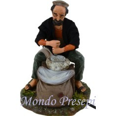 Man, 30 cm, with the grinding in motion - free Shipping!