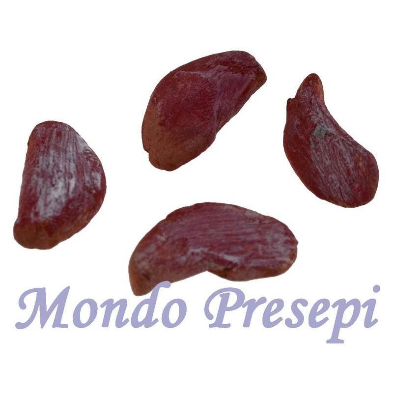 Mondo Presepi Set 4 pezzi di carne assortiti