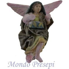 Angel in terracotta