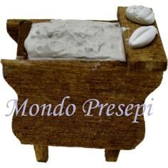 Mondo Presepi Banco maniella per pane - TM99