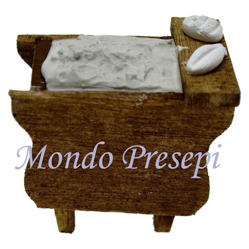 Manella bench for bread - TM99