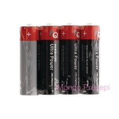 4 aa Batteries alkaline AA 1.5 v ultra Power