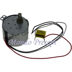 Gearmotor 4 rpm 6W -rotation clockwise and counter-clockwise