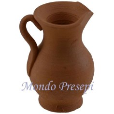 Amphora with handle cm 4 h.
