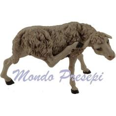 Mondo Presepi Pecora per statue cm 30 serie Pigini
