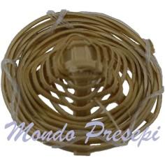 Mondo Presepi Cappello in paglia Ø cm 1,5