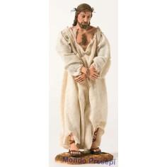 Mondo Presepi Gesù flagellato cm 30