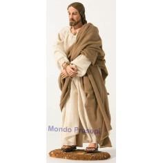 Mondo Presepi Gesù a giudizio cm 30