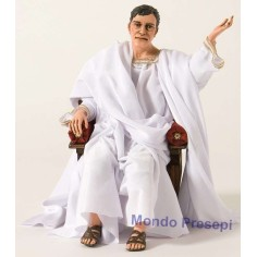 Pilato con trono cm 30