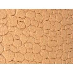 Panel cork cm 26X17X1 to small stones