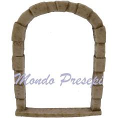 Mondo Presepi Arco in resina cm 10,7x14 h.