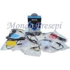 Mondo Presepi FrialDay + Kit accessori kfry -centralina presepe