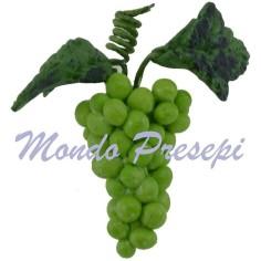 Grappolo d'uva Gialla cm 2 Mondo Presepi