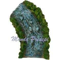 Mondo Presepi Curva Sinistra cm 24x13x3,5