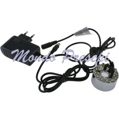 Nebulizer with White led's complete with power supply