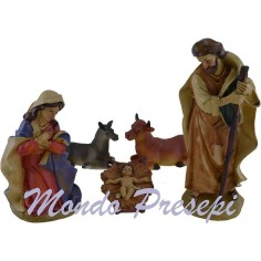 15 Cm Nativity resin