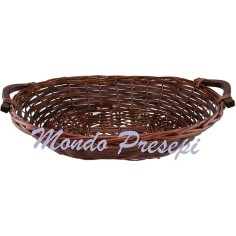 Wicker basket cm