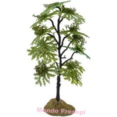 Mondo Presepi Albero cm 18 verde chiaro