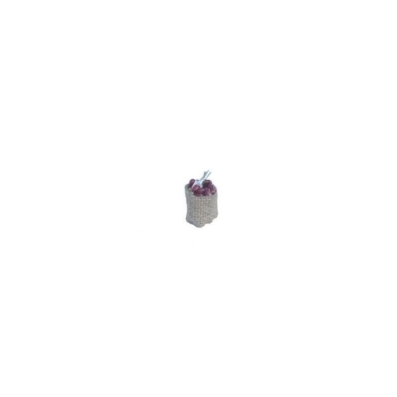 Mondo Presepi Sacco juta cm 3 con fagioli