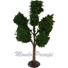 Mondo Presepi Albero con rami cm 15 h.