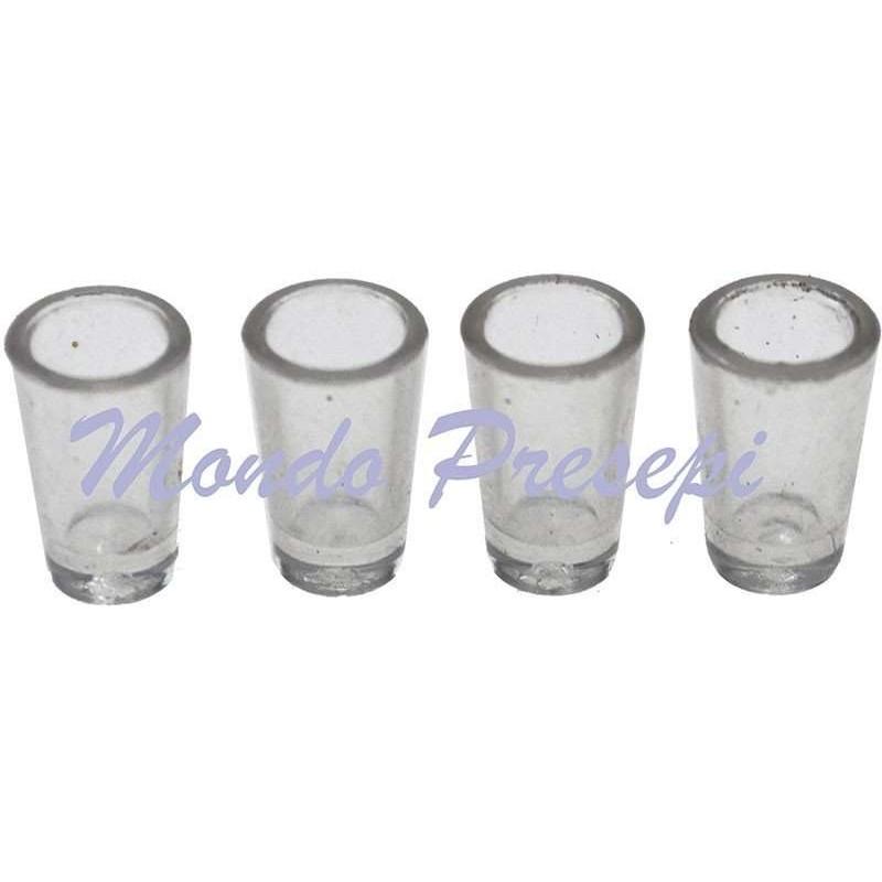 Vasetto in vetro cm