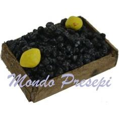 Mondo Presepi Cassetta con cozze cm 4,5x3x0,8