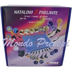 Mondo Presepi Natalino parlante a Led - N4PLED