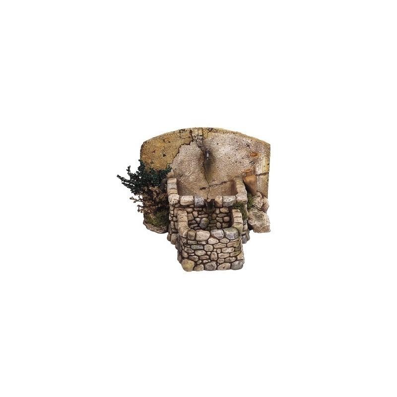 Mondo Presepi Fontana in resina - Cod. FN4