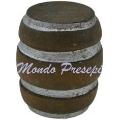 Botte lux in legno cm 4 - Cod. MB04