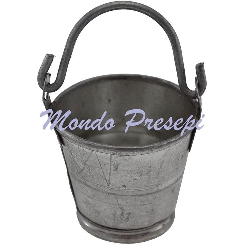 Secchio lux cm 2 - Cod. MM20 Mondo Presepi