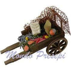 Cart greengrocer deluxe 12 cm