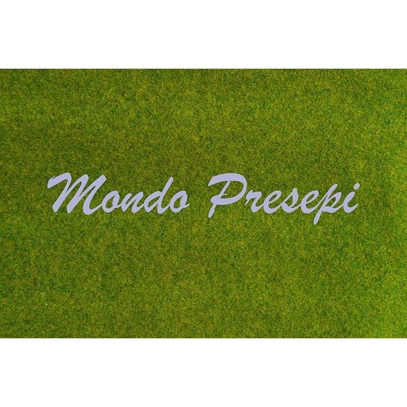 Mondo Presepi Carta prato erba modellismo cm 50x50