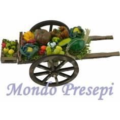 Cart with bread delux cm 10