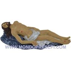 Gesù morto cm 9
