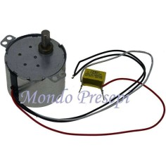 The gear motor 10 rpm 6W -rotation clockwise and
