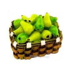 Basket 4 cm Pears
