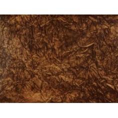 Mondo Presepi Carta Roccia marrone lux Cm 100x70
