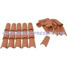 Terracotta tiles mm 24x48 available in