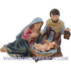 The nativity cm 10 with maria lying  - 2