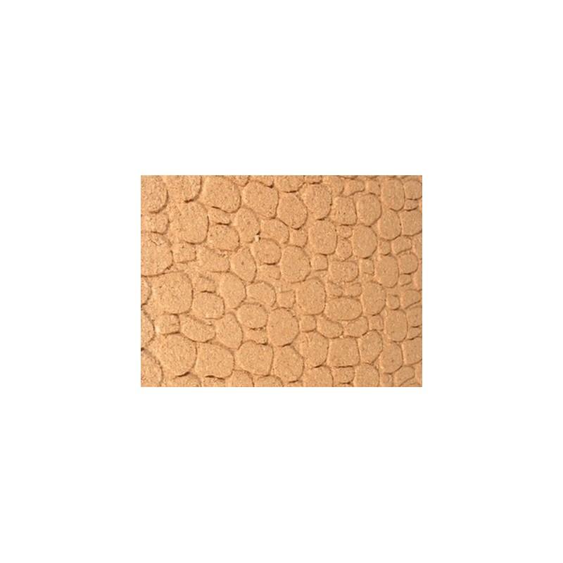 Mondo Presepi Pannello sughero cm 14,5X26 a pietre piccole