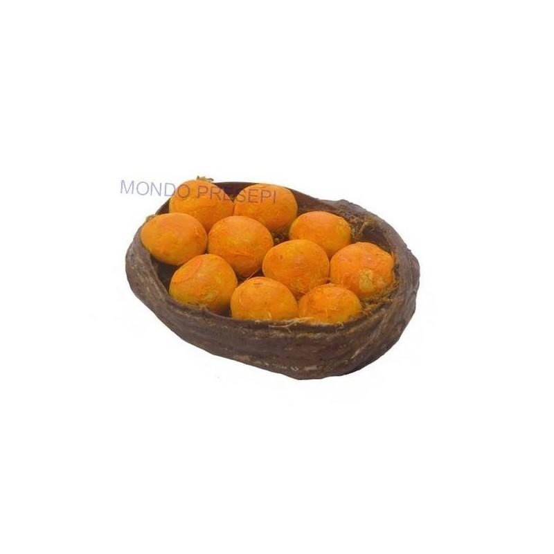 Cesto d'arance  - 1