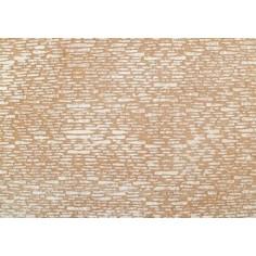 Pannello sughero colorato cm 17x30 a mattoni irreg. - Art. FSC10