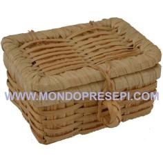 Treasure chest 5x3,5x3 h.