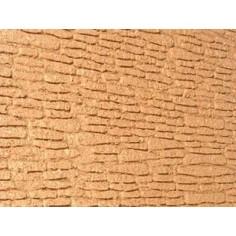 Mondo Presepi Pannello sughero cm 30X17x1 a mattoni irregolari