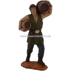 Uomo con botti 15 cm Oliver  - 2