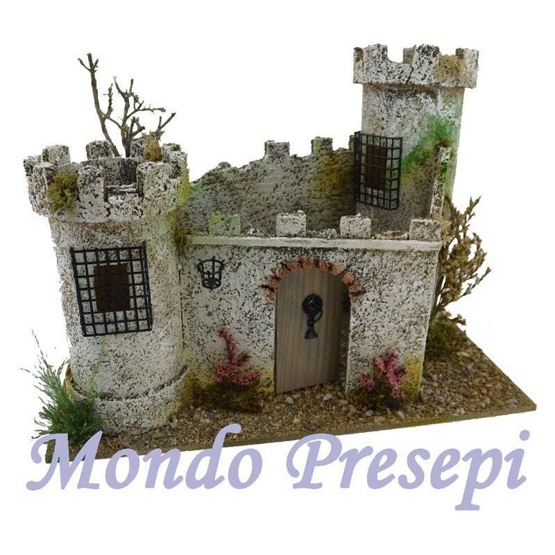 Mondo Presepi Castello cm 30x15
